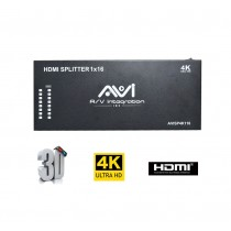 HDMI SPLITTER 1x16 4K