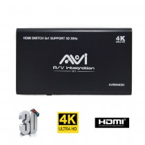 HDMI SWITCH 5x1 SUPPORT 3D 4K @30Hz