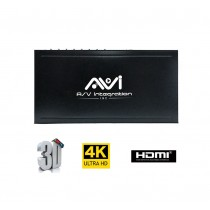 HDMI MATRIX 8x8 SUPPORT 3D 4K @60Hz IR WITH SPDIF AUDIO INTERFACE