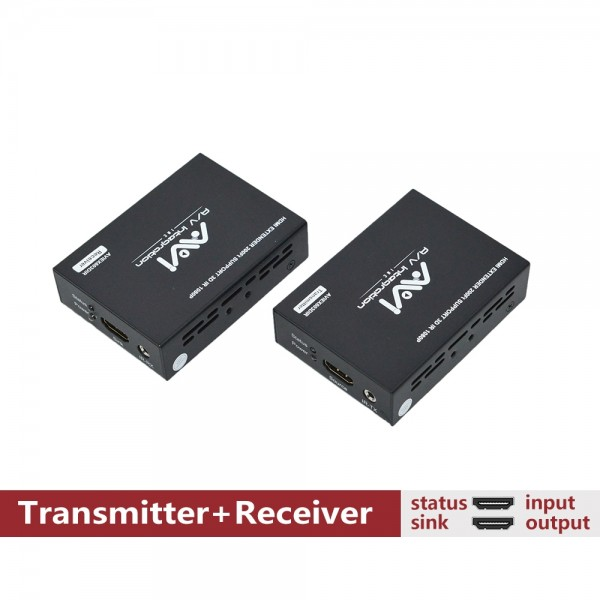 Avi hdmi extender 200ft txrx hdmi extender all products avi more views publicscrutiny Image collections