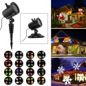 6W Christmas LED Projector Lights