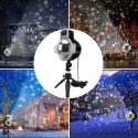 Snowfall Christmas LED Projector Lights