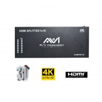 AVI HDMI Splitter 1x16 4K 3D V1.4