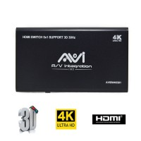 HDMI Switcher 5x1 4K 3D V1.4