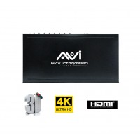 HDMI 8X8 Matrix 4K with SPDIF