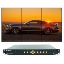 HDMI 3x3 Video Wall 1080p