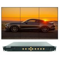 HDMI 2x3 Video Wall 1080p