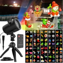 10W Christmas LED Projector Lights
