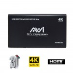 AVI HDMI Switcher 5x1 4K 3D V1.4